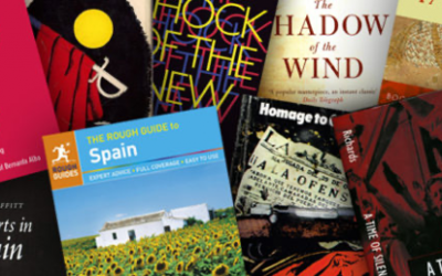 THE BEST TRAVEL BOOKS ON SPANISH HISTORY, ART AND CULTURE
