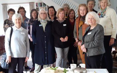 New Members Morning Tea at Yarra